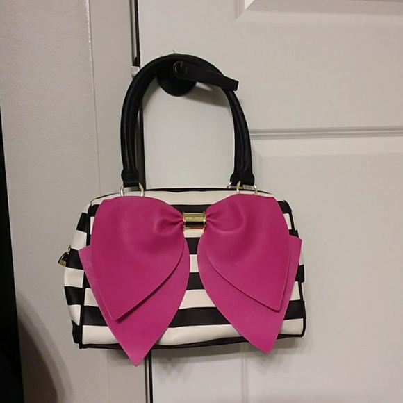 Betsey Johnson Handbags - BETSEY JOHNSON purse.  Retro punk.